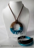 Lacquer Horn Necklace (24)