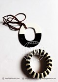 Lacquer Horn Necklace (28)